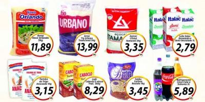 Promoção do Supermercado Central