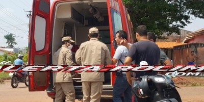 Rolim de Moura – VÍDEO - Cruzamento da Rua Barão de Melgaço com Avenida São Paulo registra mais uma grave colisão