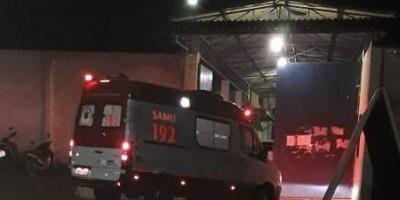 Tentativa de fuga de presídio termina com um apenado morto e cinco feridos, em Porto Velho