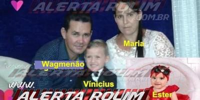 URGENTE – Família vitima de sequestro em Rolim de Moura é encontrada entre Pimenta Bueno e Vilhena ; Todos estão bem