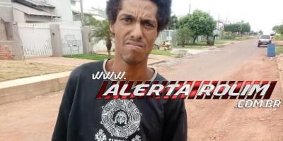 Rolim de Moura – Polícia Militar tira de circulação indivíduo com dois Mandados de Prisão em aberto