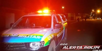 Rolim de Moura – Dois roubos e uma tentativa foram registrados durante a noite de segunda-feira