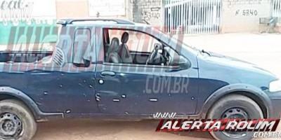 Rolim de Moura – Motorista embriagado é conduzido a UNISP após colidir na traseira de outro carro no Bairro Boa Esperança