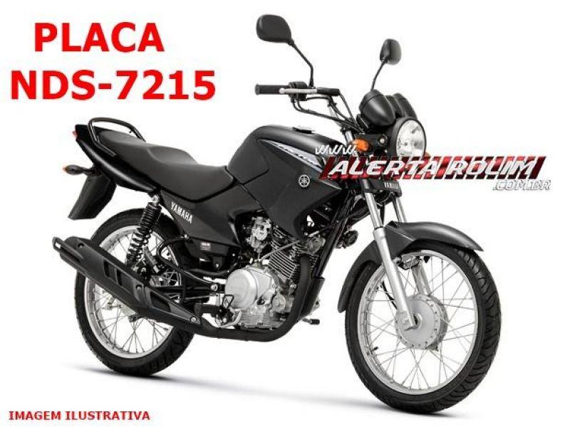 Rolim de Moura – Motocicleta é furtada em frente ao CER na tarde desta quinta-feira; A moto é de um dos funcionários da instituição