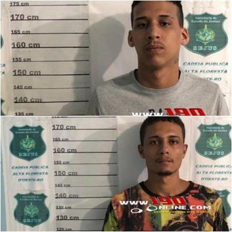 Alta Floresta - Dois detentos do Semiaberto fogem do presídio durante a madrugada