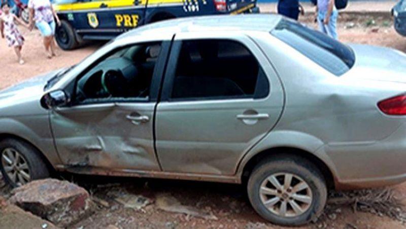 Motorista bêbado invade pista e mulher morre em colisão na BR-364, em Jaci-Paraná