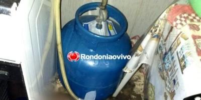 Fisioterapeuta é encontrado morto após inalar gás de cozinha, em Porto Velho