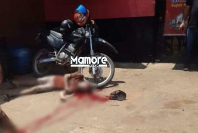 Homem é executado a tiros em plena luz do dia, em Nova Mamoré
