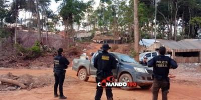 Jiparanaense morre em confronto com policiais durante operação contra exploração em garimpo ilegal em MT