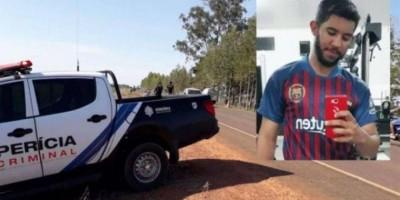 Jovem morre em acidente com motocicleta,  próximo a Cabixi