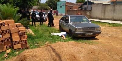Mais um apenado é morto a tiros em Vilhena