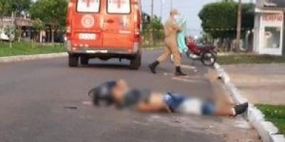 MANHÃ SANGRENTA: um morto e dois baleados em Vilhena