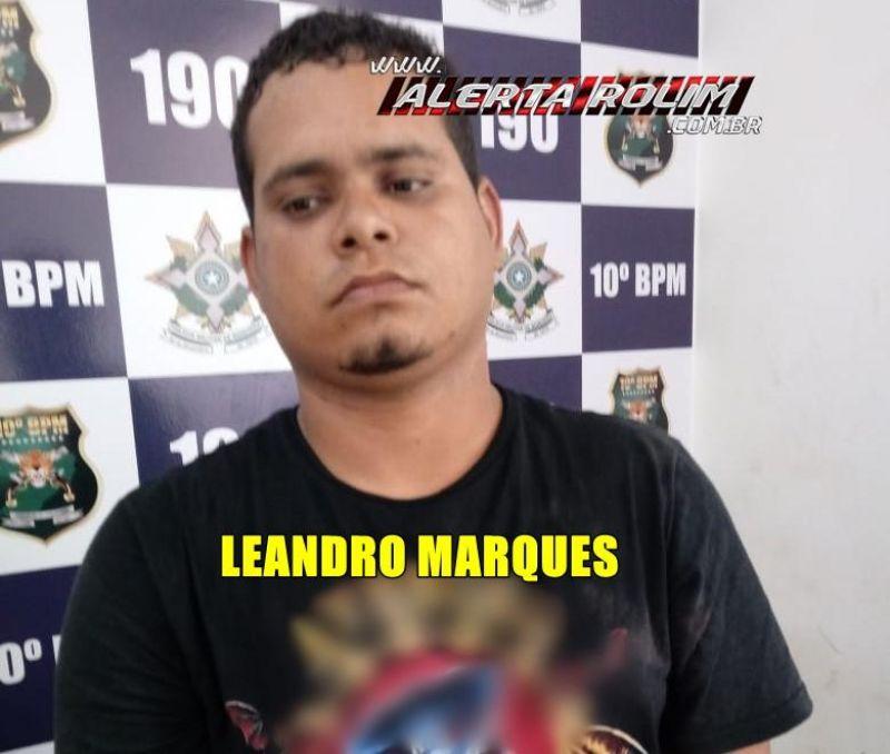 Rolim de Moura – 03 suspeitos de tráfico de drogas são presos em flagrante no Centro da cidade pela Polícia Militar