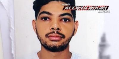 Rolim de Moura – Familiares procuram por Emerson Barbosa Mariano, desaparecido há 08 dias
