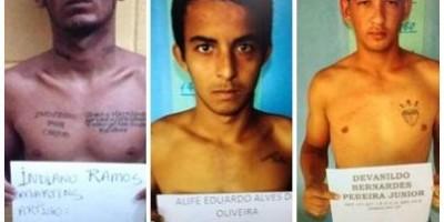 Três detentos do Comando Vermelho fogem de presídio, em Vilhena