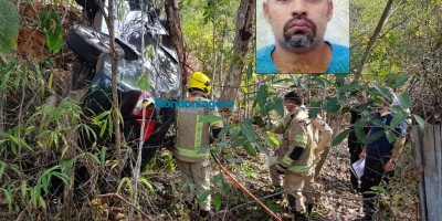 Vídeo: Tecnólogo morre em grave acidente na BR-319