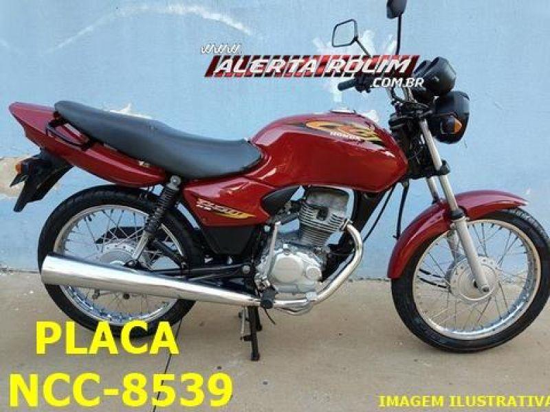 Rolim de Moura – Motocicleta de metalúrgica é furtada no Bairro Cidade Alta enquanto funcionários trabalhavam