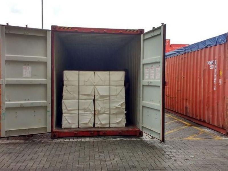 Contêiner, com mais de 650 kg de drogas, teria partido de um carregamento de Rolim de Moura para Argélia