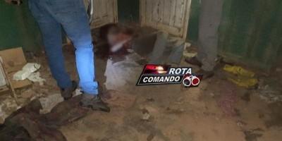 Homem é assassinado com mais de 40 facadas em São Miguel do Guaporé