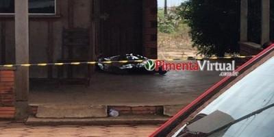 Homem é morto a tiros próximo ao posto Pimentão, em Pimenta Bueno
