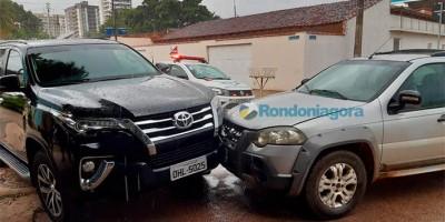 Pastor tem mal súbito e morre após colisão de carro, em Porto Velho