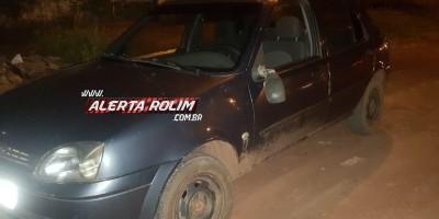 Rolim de Moura – Em pouco mais de 24 horas, PM registra mais um caso de acidente de trânsito com motorista embriagado