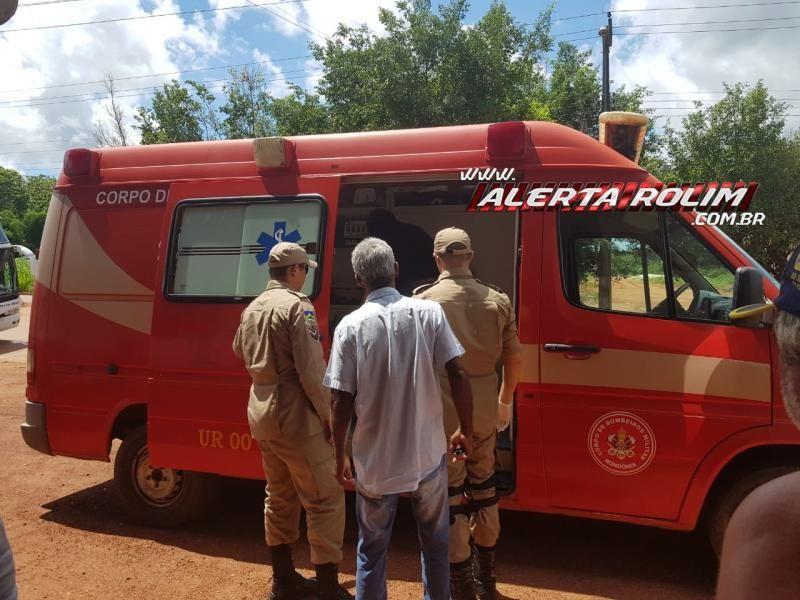 Rolim de Moura – Ônibus bate na traseira de carro de passeio no Bairro Cidade Alta – Vídeo