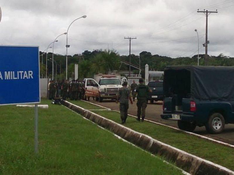 Sargento é encontrado morto com tiro na Base Aérea de Porto Velho