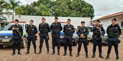 10º Batalhão de Polícia Militar em Rolim de Moura começa a utilizar as câmeras Body Cam