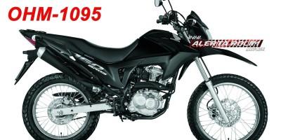 Rolim de Moura – Mais uma motocicleta Bros é roubada na cidade