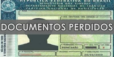 Rolim de Moura – Foram perdidos documentos pessoais e exames laboratoriais em nome de Joelson Nascimento Rocha