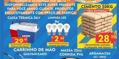 Amanhã é o 5° Mega Feirão do Rolão Materiais para construção ; Confira os folhetos com as ofertas!!!!