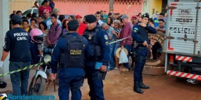 Ex-presidiário é executado com tiros na cabeça, em Porto Velho