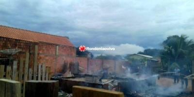 Pais saem de casa e criança morre carbonizada, em Porto Velho