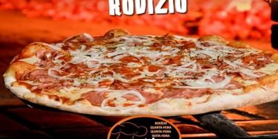 Pizzaria Casa Nova – Promoção Rodízios de Pizzas todas as quartas-feiras