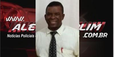 Rolim de Moura - Nota de Falecimento; Pastor Ademir Pereira da Silva