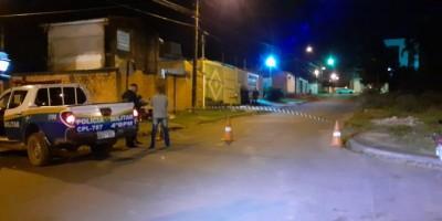 Homem é assassinado a tiros no bairro Industrial, em Cacoal