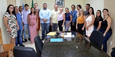 Conselheiros tutelares são empossados no Município de Rolim de Moura