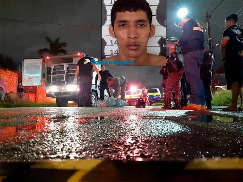 Criminoso é morto durante tentativa de assalto na casa de policial, em Porto Velho