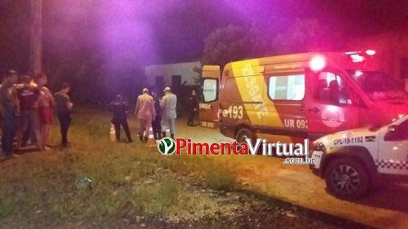 Homem é assassinado a facadas após desentendimento, em Pimenta Bueno