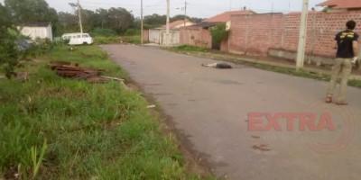 Homem é assassinado no residencial União, em Vilhena