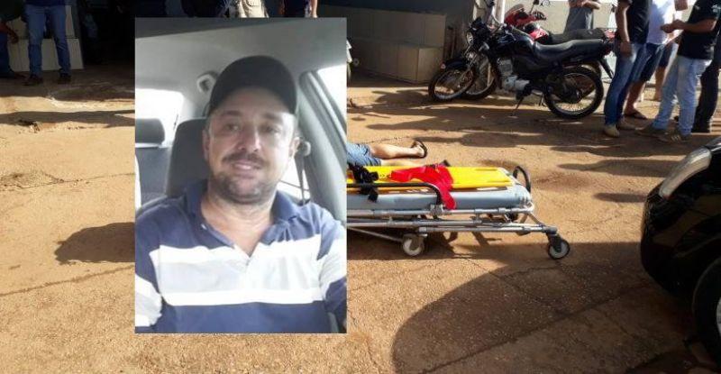 Identificado caminhoneiro morto em pátio de posto de combustíveis, em Vilhena
