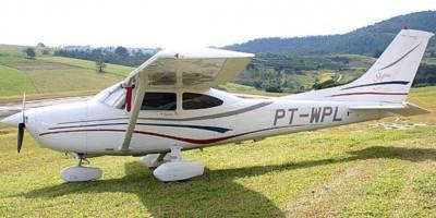 JARU – Bandidos arrombam hangar e furtam avião
