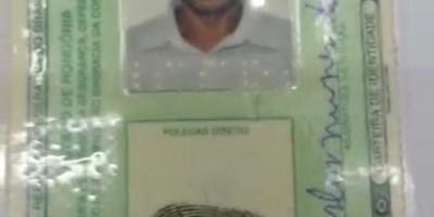 Morador de Rolim de Moura está desaparecido e família pede ajuda para encontra-lo