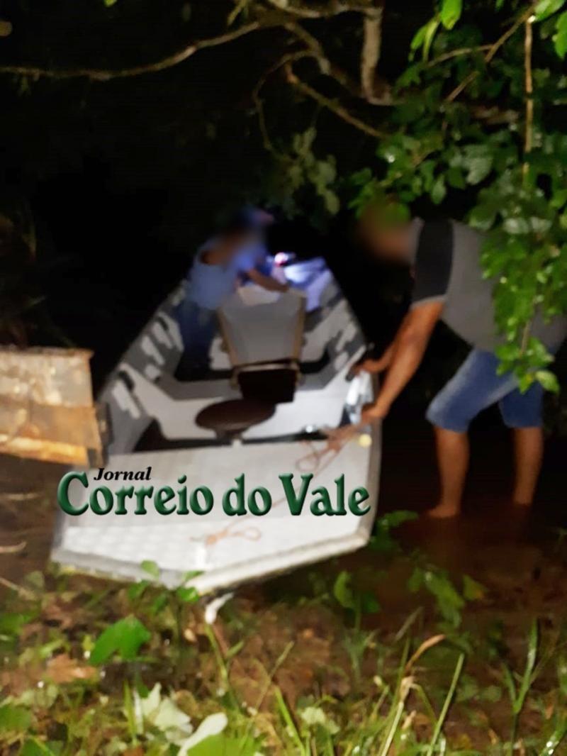 Corpo de mulher é encontrado sem cabeça dentro de rio, na RO-473 em Alvorada do Oeste, sentido Urupá