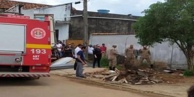 Polícia Civil indicia responsável por fossa onde mulher com necessidade especial caiu e morreu, em Ouro Preto do Oeste