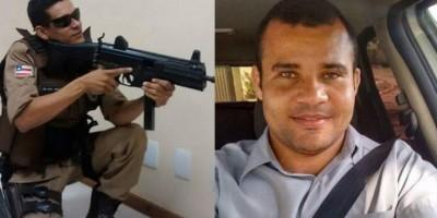 """Policial que interpreta """"Cabo Laurindo"""" é suspeito de matar namorado da ex-mulher na Bahia"""