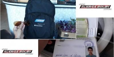 Rolim de Moura – Bolsa contendo óculos e documentos em nome de Josimar Alves de Oliveira foi encontrada