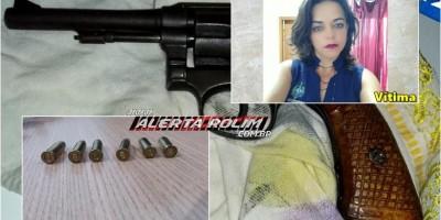 Rolim de Moura – Coordenadora Regional de Educação sofre tentativa de homicídio, após ser atingida por dois disparos e é socorrida ao Hospital