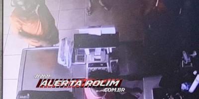 Rolim de Moura – Em menos de 24 horas, 04 roubos foram registrados na cidade pela Polícia Militar - Vídeo